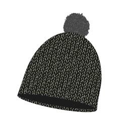 Шапка NordSki Knit черный