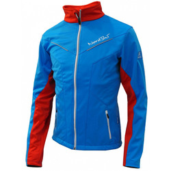Разминочная куртка Jr Nordski SoftShell National Blue