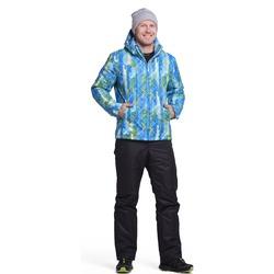 Утепленный костюм NordSki JR City детский Blue/Lime/Black