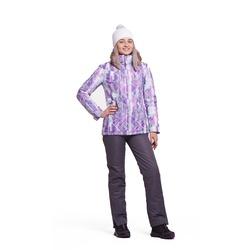 Утепленный костюм NordSki JR City детский Violet/Mint/Grey