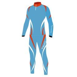 Комбинезон лыжный NordSki National Blue