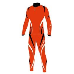 Комбинезон лыжный NordSki Premium красн/черный