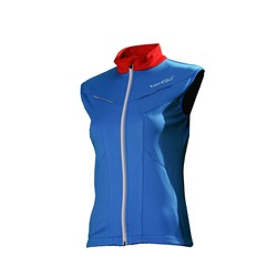 Жилет NordSki W SoftShell National Blue женский