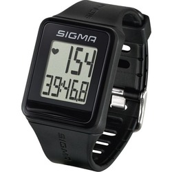 Часы спорт Sigma ID.GO Black