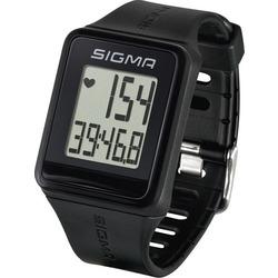 Часы Пульсометр Sigma ID.GO Black