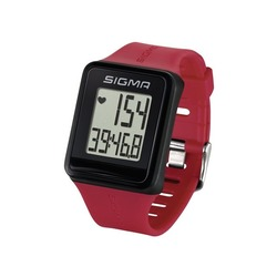 Часы Пульсометр Sigma ID.GO Rouge
