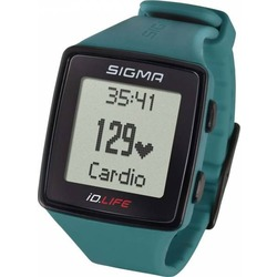 Часы спорт Sigma ID.LIFE Pine Green