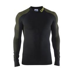 Термобелье Рубашка Craft M Warm Intensity мужская т.зеленый