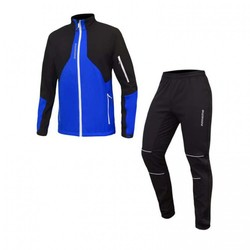 Разминочный костюм Noname On The Move 18 син/черный