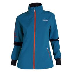 Разминочная куртка Swix W Geilo женская синий