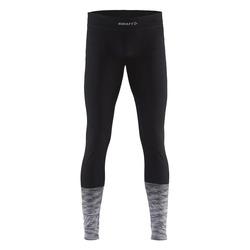 Термобелье Рейтузы Craft M Wool Comfort 2.0 мужские черн/серый