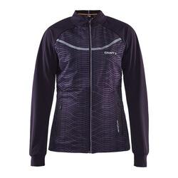 Разминочная куртка Craft W Intensity XC женская фиолетовый