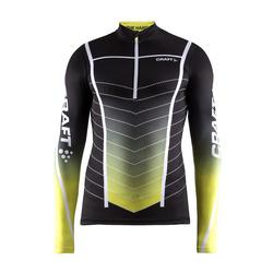 Комбинезон лыжный (Рубашка) Craft Pace XC мужская черн/желтый