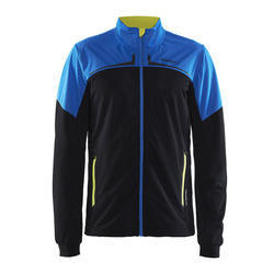 Разминочная куртка Craft M Intensity XC мужская черн/синий