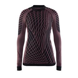 Термобелье Рубашка Craft W Active Intensity женская лиловый