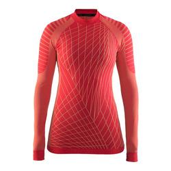 Термобелье Рубашка Craft W Active Intensity женская оранжевый