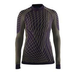 Термобелье Рубашка Craft W Active Intensity женская фиолетовый