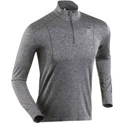 Термобелье Рубашка BD Half Zip Zone мужская серый