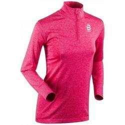 Термобелье Рубашка BD Half Zip Zone женская розовый