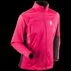 Разминочная куртка BD Elexia женская розовый