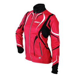 Куртка разминочная KV+ Exclusive M красн/бел