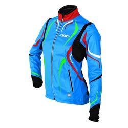 Куртка разминочная KV+ Exclusive W син/розовый