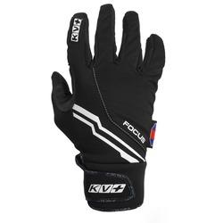 Перчатки KV+ Focus бел/черный
