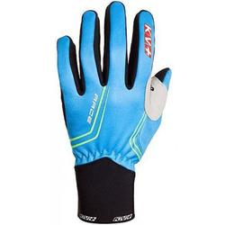 Перчатки KV+ Race син/черный