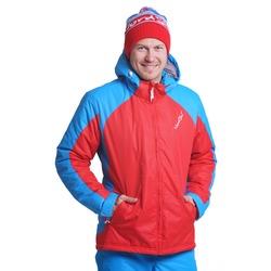 Утепленная куртка NordSki M National Red мужская