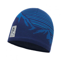 Шапка Buff Knitted&Polar Hat Laki Blue INK