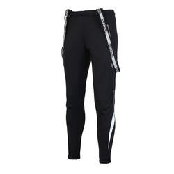 Разминочные штаны на лямках KV+ Lahti Warm черный