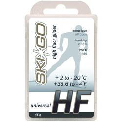 Парафин SkiGo HF (+2-20) white 45г