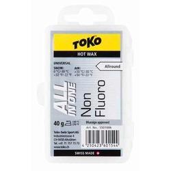 Парафин Toko NF Tribloc универсальная белая, 0°/-30°С, 40 гр.