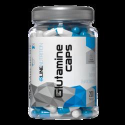 Спортивное питание Glutamine RLINE, 200 капсул