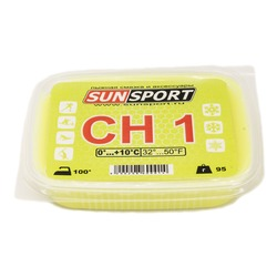 Парафин SunSport CH1 (+10+1) yellow 95г