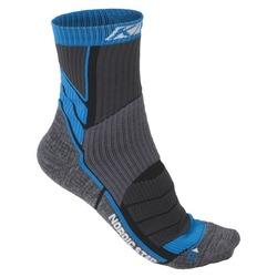 Носки термо KV+ Nordic Step черн/серый