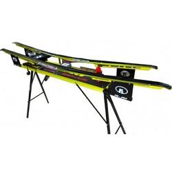 Станок для подготовки лыж Ru-Ski на ножках 2 лыжи ДУЭТ