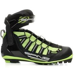 Ботинки лыжеролл. Spine SKIROLL Skate NNN