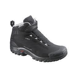 Ботинки трекинговые Salomon Deemax 3 TS WP черный