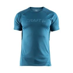 Футболка Craft Prime Run мужская т.серый