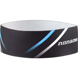 Повязка Noname Sprint Headband черн/синий