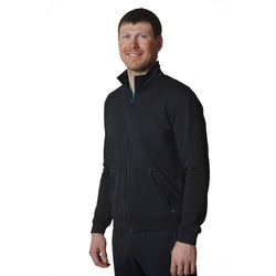 Толстовка NordSki Base Zip Black