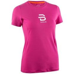 Футболка BD T-Shirt Focus жен фиолет