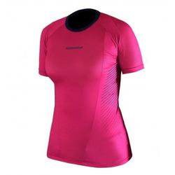 Футболка Noname Pro Running T-Shirts Wos 18 розовый