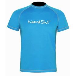 Футболка NordSki JR Logo детская Light Blue