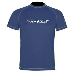 Футболка NordSki Jr. Logo BlueBerry