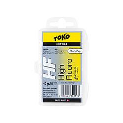 Парафин Toko HF Tribloc жёлтая, 0°/-6°С, 40 гр