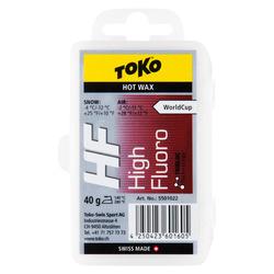 Парафин Toko HF Tribloc (-4-12) red 40г
