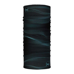 Бандана Buff Reflective R-Glow Waves Black