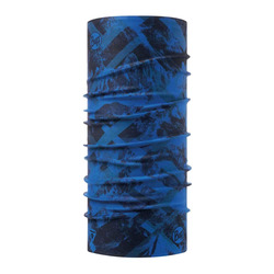 Бандана Buff Thermonet Hat Mountain Top Cape Blue